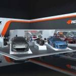 Mit erfolgreichen Motorsport- und futuristische Konzeptreifen im Gepäck auf die Essen Motor Show 2013.