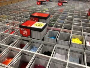 Das Kleinlagersystem AutoStore