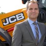 Frank Zander, Geschäftsführer JCB Deutschland