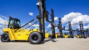 Foto Hyster-empty-container-handlers-rst-rotterdam
