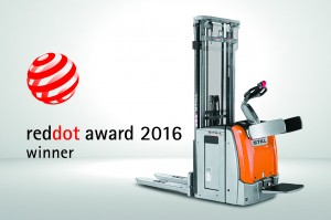 Bild 1_STILL erhält Red Dot Award Product Design 2016