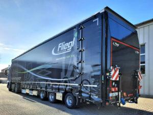 Fahrzeug von Fliegl